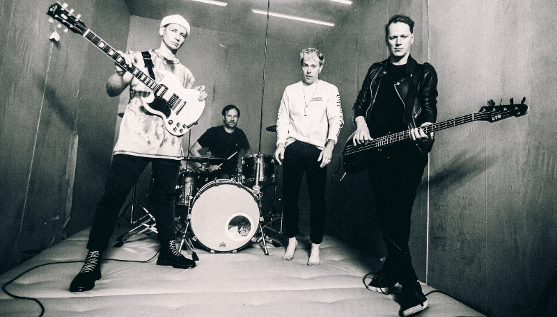 Billy Talent, The Offspring,Moon Shot